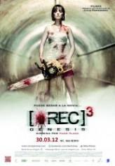 Rec 3: Diriliş (2012) afişi